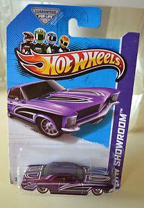 2013 Hot Wheels Super Treasure Hunt '64 Buick Riviera in Protector Pack