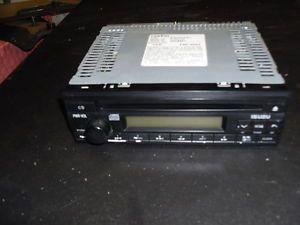 Parts 2003 04 Isuzu Rodeo CD Am FM Radio Clarion Pi 2517M