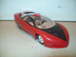 "Pontiac Banshee ""Dream Machine"" Pro Street Built Model Kit Parts"