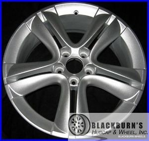 "08 09 10 11 Saab 9 3 18"" 5x110mm Silver Wheel Factory Rim ""Alu 73"" 68249"