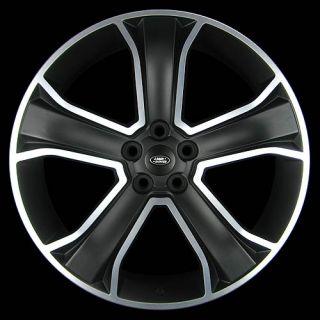 "Marcellino 22"" Land Rover Range Rover Wheels Rims Sport HSE BMF 22 Black"