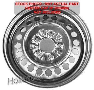 1997 Pontiac Grand Prix Wheel Rim 15x6 Steel 2494509