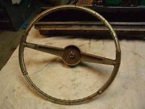 1964 Pontiac Grand Prix Steering Wheel 1963