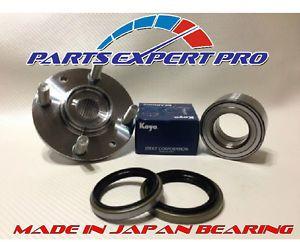 2000 2002 Mitsubishi Mirage Front Wheel Hub Bearing Seals Kit One Side