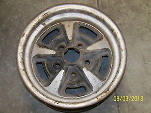 Pontiac Rally II Wheel 14X7 23 KS