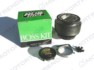 Boss Kit Steering Wheel Hub Adapter Civic 96 00 EK