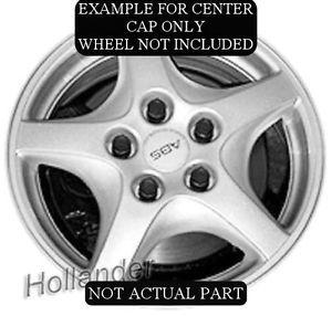 Pontiac Rally Wheel Center Caps