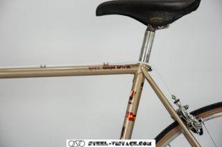 Gianni Motta Personal Campagnolo Super Record Classic Vintage Steel Cinelli