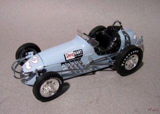 A J Foyt Dart Kart USAC Dirt Sprint Race Car GMP 1 18 Diecast