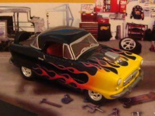 1954 Nash Metropolitan Hot Rod 1 64 Scale Limited Edit See Detailed Photos Below