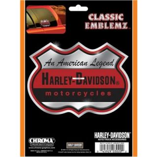 Chroma Graphics 3020 EmblemSelf Adhesive