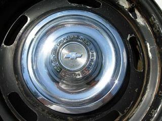 1967 Corvette DC Rally Wheel Disc Brake Cap Original