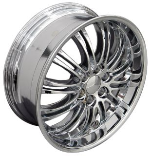"22"" Rim Fits Cadillac Escalade Wheel Chrome 22x9"