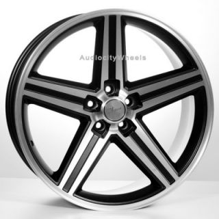 22 IROC Wheels Rims Rim Wheel Chevy El Camino Camaro