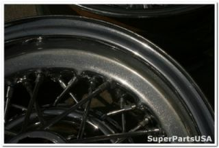 1955 Buick Skylark Wire Wheels Real Wires