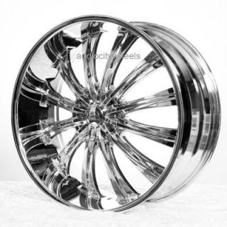 "22"" inch Ben Wheels for Land Range Rover FX35 Rims"