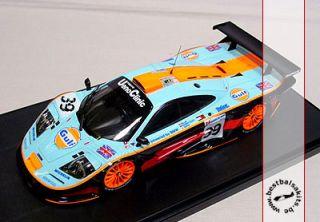 Studio 27 1 24 McLaren F1 GTR F1 GTR Gulf Le Mans Suzuka '97