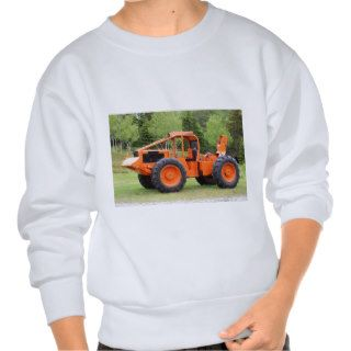 Timberjack Skidder Pull Over Sweatshirt