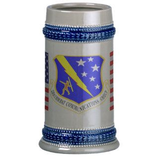 201st Combat Communications Group / Stein Mug