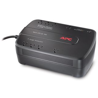 APC Back UPS ES 550 Battery Backup BE550G 550VA330 Watt