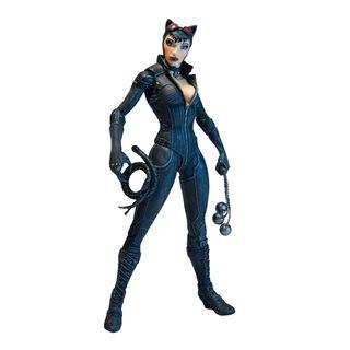 Batman Arkham City Series 2 Catwoman Action Figure DC Superheroes & Villains