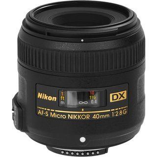 Nikon 40mm f/2.8G AF S DX Micro NIKKOR Lens Nikon Lenses & Flashes
