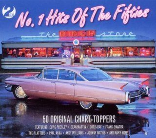 No.1 Hits of The Fifties  50 Original Chart Toppers: Music