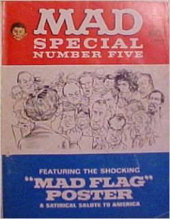 Mad Special Number Five: Alfred E Neuman: Books