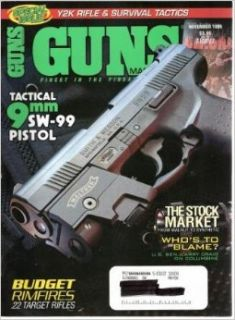 Guns Magazine November 1999 Volume 45 Number 11 539 Finest in the Firearm Field: Cameron Hopkins: Books