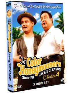 Color Honeymooners Collection, Vol. 4: Jackie Gleason, Johnny Olson, The June Taylor Dancers, Sammy Spear and His Orchestra, Art Carney, Sheila MacRae, Jane Kean, Greta Randall, Lanita Kent, Elaine Richards, Judy Jordan, Pat Sandy, Buddy Arnold, Cully Rich