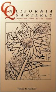 California Quarterly: California State Poetry Society (Volume 29, Number 3): Books