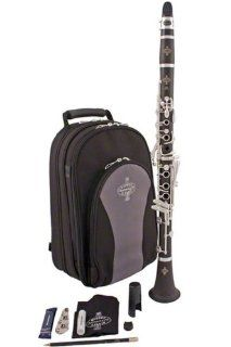 Buffet E 11 France Bb Clarinet Package: Musical Instruments