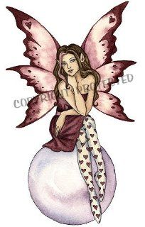 "Bubble Rider IV 4 Amy Brown Open Edition 8.5"" X 11"" Fairy Print"