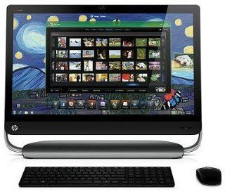 "HP Omni 27 1000 27 1058 QW855AA All in One Computer   Intel Core i5 i5 2400S 2.5GHz   Desktop   27"" Full HD Display   6 GB RAM   1 TB HDD   Blu ray Reader/DVD Writer   Intel HD 2000 256 MB Graphics   Wi Fi   Bluetooth   Webcam   Genuine Windows 7 Home"