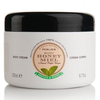 Perlier Honey and Mint Body Cream