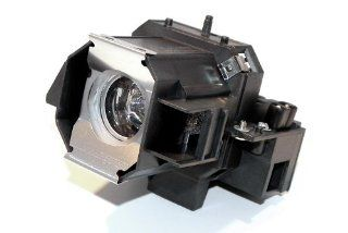 Compatible Epson Projector Lamp, Replaces Part Number ELPLP39 ER. Fits Models: Epson EMP TW1000, EMP TW2000, EMP TW700, EMP TW980, Home Cinema 1080, Home Cinema 1080UB, Home Cinema 720, PowerLite Pro 810, Pro Cinema 810, Pro Cinema 810 HQV, Ensemble HD 720