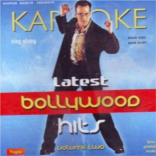 Karaoke Latest Bollywood Hits vol 2 (Indian Film Songs / Bollywood Movie Soundtrack /Salman Khan/ Kareena Kapoor/ Madhuri Dixit /Anu Malik/Indian Cimema Music CD) Music