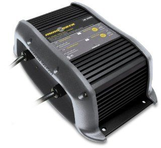 Johnson Outdoors MinnKota MK 220PC On Board Battery Charger Sports & Outdoors