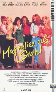 Steel Magnolias [VHS]: Shirley MacLaine, Olympia Dukakis, Sally Field, Julia Roberts, Daryl Hannah, Dolly Parton, Tom Skerritt, Sam Shepard, Dylan McDermott, Kevin J. O'Connor, Bill McCutcheon, Ann Wedgeworth, John A. Alonzo, Herbert Ross, Paul Hirsch,