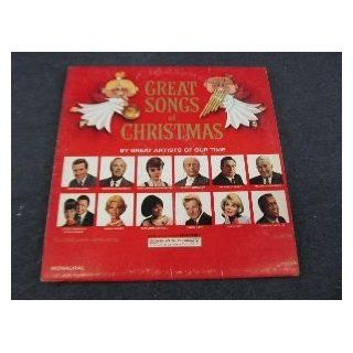 Great Songs of Christmas By Great Artist of Our Time. Album Five: Music