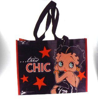 Betty Boop Tote Bag: Patio, Lawn & Garden