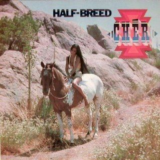 Cher: Half Breed [Vinyl LP] [Stereo] [Cutout]: Music