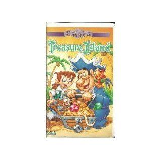 Enchanted Tales: Treasure Island [VHS]: Diane Paloma Eskenazi: Movies & TV