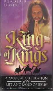 King of Kings ~ a Music Celebration of the Life and Land of Jesus: Reader's Digest: Movies & TV