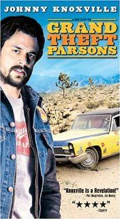 Grand Theft Parsons [VHS]: Johnny Knoxville, Christina Applegate, Marley Shelton, Jamie McShane, Danielle Sapia, Gabriel Macht, Robert Alan Beuth, Sara Arrington, Scott Adsit, Mary Pat Gleason, David Caffrey, Alexa Sheehan, Barbara Zipper, Betsy Rosenfeld,