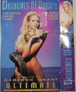 Elements of Desire [VHS]: Draghixa, Misty Rain, Celeste, Woody Long, Julia Ann, Dyanna Lauren, Aaron Colt, Tracy West, Jenna Jameson, Asia Carrera, Paula Price, Shayla LaVeaux, Cameron Grant, Anthony Parks, Nicholas Steel, Patti Rhodes Lincoln, R.H. White: