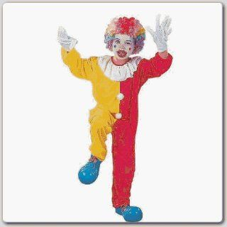 RG Costumes 19002 S Clown Boy Costume   Size Child Small: Toys & Games