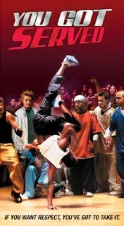 You Got Served [VHS]: Omarion Grandberry, J Boog, Raz B, Lil' Fizz, Marques Houston, Jennifer Freeman, Marty Dew, Jerome Jones, Tanee McCall Short, Malcolm David Kelley, Meagan Good, Steve Harvey, Chris Stokes, Amy Yukich, Billy Pollina, Cassius Weathe