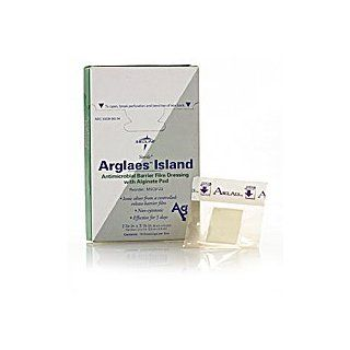 "[Itm] 4 3/4"" x 10"", Pad Size 2 3/4"" x 8"" [Acsry To]: Arglaes Island Dressing   4 see description: Health & Personal Care"