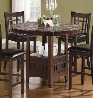 Jovan Counter Height Dining Table by Coaster Furniture